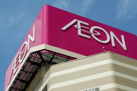 Lợi nhuận kinh doanh của Aeon tăng mạnh