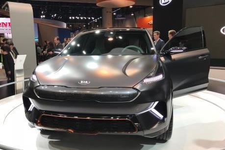 CES 2018: Xe điện, xe tự hành và sự kết nối