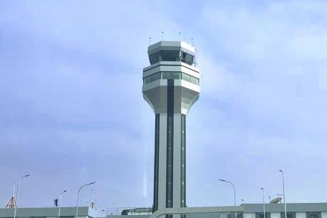 Ngày 12/1 đưa vào khai thác Đài kiểm soát không lưu Cảng hàng không Thọ Xuân