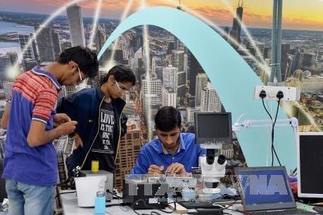 Thế tiến của châu Á trên bàn cờ kinh tế thế giới