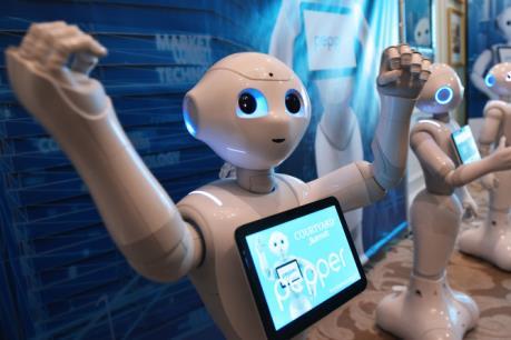 """CES 2018 giới thiệu nhiều robot mới thuộc thế hệ """"trí tuệ cảm xúc"""""""