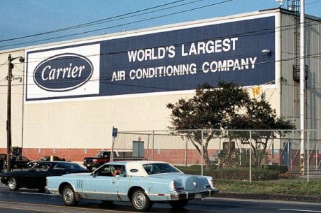 Carrier tiếp tục sa thải nhân công