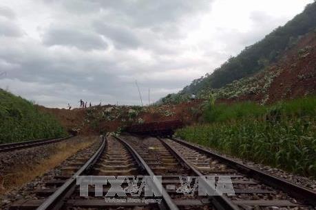 Tai nạn đường sắt làm 2 người tử vong