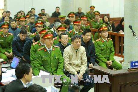 Xét xử Trịnh Xuân Thanh và đồng phạm: Đùn đẩy trách nhiệm thực hiện Hợp đồng EPC số 33