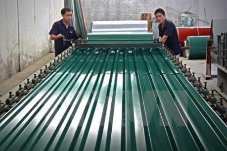 Công bố Báo cáo về điều tra chống bán phá giá sản phẩm tôn màu nhập khẩu