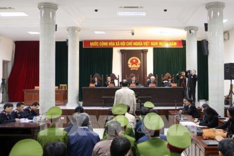 Phiên tòa xét xử Trịnh Xuân Thanh và đồng phạm: Các bị cáo xin giảm nhẹ tội cho nhau