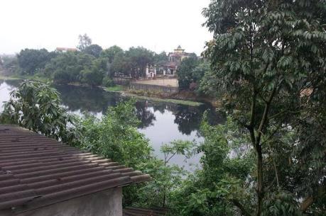 Sông Cửu An ô nhiễm nặng ảnh hưởng nghiêm trọng đến sinh hoạt và sản xuất