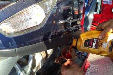 Bảo dưỡng xe máy dịp cuối năm: Những lưu ý cần biết