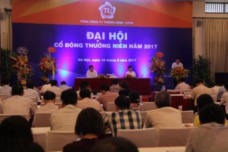 Tổng công ty Thăng Long sẽ niêm yết trên HNX từ ngày 18/1