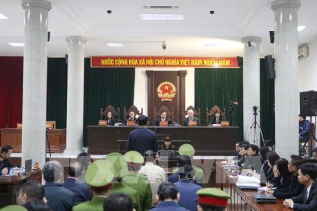 Xét xử Trịnh Xuân Thanh và đồng phạm: Đảm bảo nghiêm minh và thượng tôn pháp luật