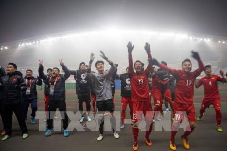 Vòng chung kết U23 châu Á 2018: Tin tưởng Đội tuyển U23 Việt Nam tiếp tục chiến thắng