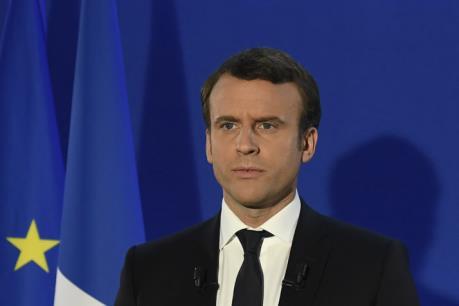 Tổng thống Pháp đẩy mạnh chiến dịch chấn hưng nền kinh tế