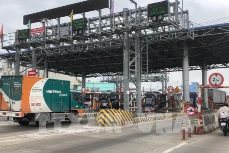 Đã giải tỏa xong ùn tắc giao thông kéo dài tại Trạm BOT Cần Thơ – Phụng Hiệp