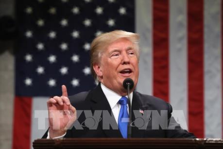 Thông điệp liên bang đa mục tiêu 2018 của Tổng thống Mỹ D.Trump