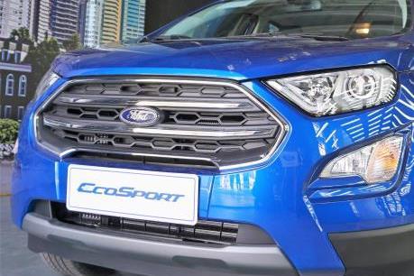 Ford EcoSport phiên bản mới được nâng cấp đến 90% về mặt chức năng và tiện nghi