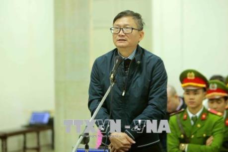 """Viện Kiểm sát khẳng định có đủ căn cứ truy tố Trịnh Xuân Thanh """"tham ô tài sản"""""""