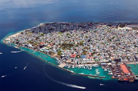 Khuyến cáo công dân Việt Nam không nên đến Maldives