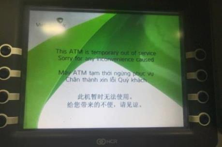 Ngân hàng khuyến khích thanh toán điện tử để giảm tải ATM dịp Tết