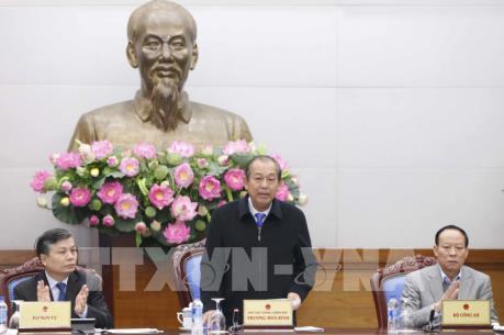 """Phó Thủ tướng Trương Hòa Bình: Còn """"trên nóng dưới lạnh"""" trong bộ máy hành chính"""