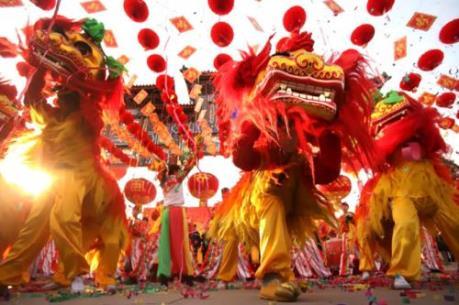 Những quốc gia trên thế giới cùng đón Tết Âm lịch với Việt Nam