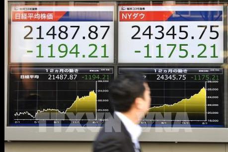 """Nguyên nhân chính """"nhuộm đỏ"""" các thị trường chứng khoán châu Á"""