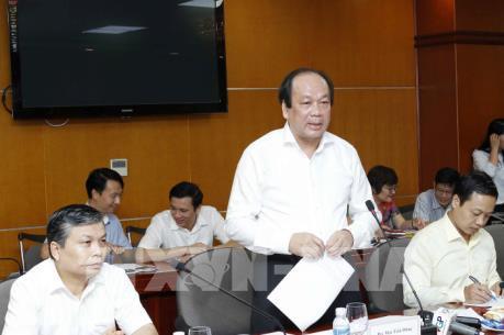 Tổ công tác của Thủ tướng Chính phủ sẽ kiểm tra từ 2-3 bộ, cơ quan... mỗi tháng