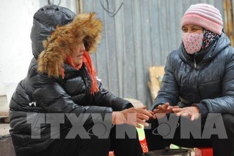 Dự báo thời tiết ngày 12/2: Bắc bộ và Bắc Trung bộ rét đậm, rét hại, nhiệt độ dưới 5 độ C