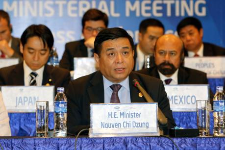 Bộ trưởng Nguyễn Chí Dũng: Việt Nam sẵn sàng bước vào giai đoạn phát triển mới