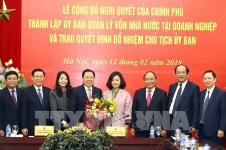 Sớm bàn giao các tập đoàn, TCT nhà nước về Ủy ban Quản lý vốn Nhà nước tại doanh nghiệp