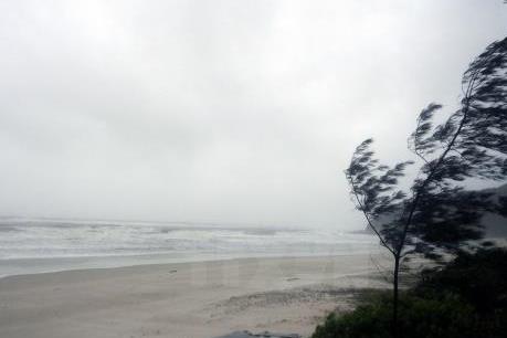 Tối 14/2, bão Sanba sẽ đi vào vùng biển Đông Nam Biển Đông