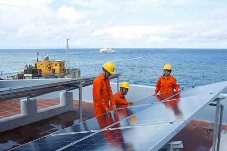 Các điểm đảo trên quần đảo Trường Sa đã được cấp điện 24/24h