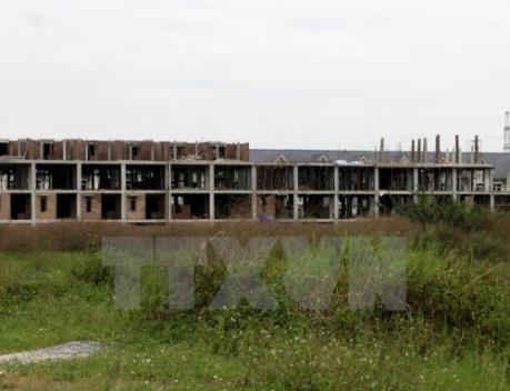 Sắp xếp lại nhà, đất thuộc sở hữu nhà nước của Bộ Công an