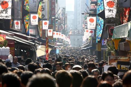 Kinh tế Nhật Bản duy trì đà tăng trưởng dài nhất trong 28 năm