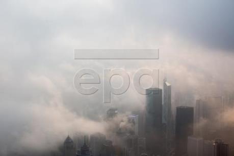 Bắc Kinh chìm trong khói mù dịp Tết Nguyên đán