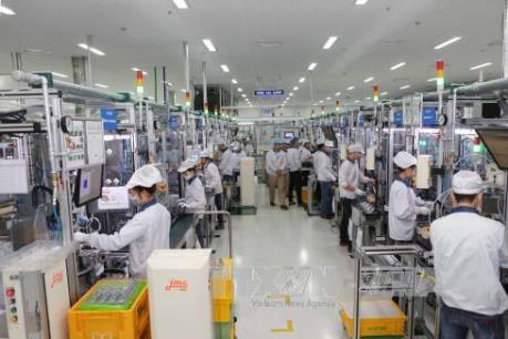 Đầu tư nước ngoài - điểm sáng trong bức tranh kinh tế Việt Nam 2018