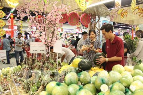 Chỉ số giá tiêu dùng Tp. Hồ Chí Minh tháng 2 tăng 0,34%