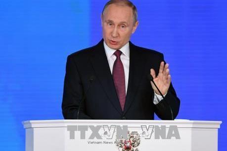 """Sự """"hội tụ ngoại giao"""" của Nga tại khu vực Trung Á"""