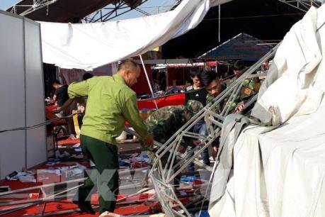 Thừa Thiên - Huế tập trung khắc phục hậu quả lốc xoáy