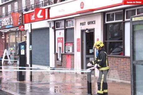 Nổ khí ga ở thủ đô London, 100 người phải sơ tán
