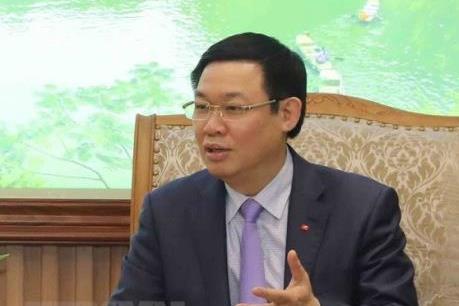 Phó Thủ tướng Vương Đình Huệ yêu cầu rà soát quy định về thuế
