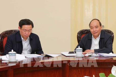 Thủ tướng chủ trì cuộc họp về quản lý vốn vay ODA và vay ưu đãi
