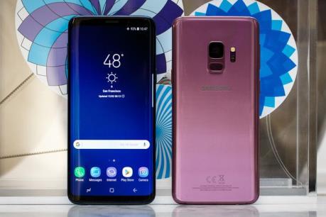 Galaxy S9/S9 Plus đến tay người tiêu dùng Hàn Quốc