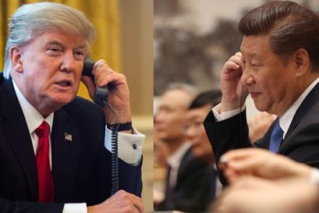 Lãnh đạo Trung Quốc, Mỹ điện đàm về tình hình Triều Tiên