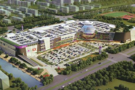 Khởi công dự án trung tâm thương mại AEON Mall Hà Đông