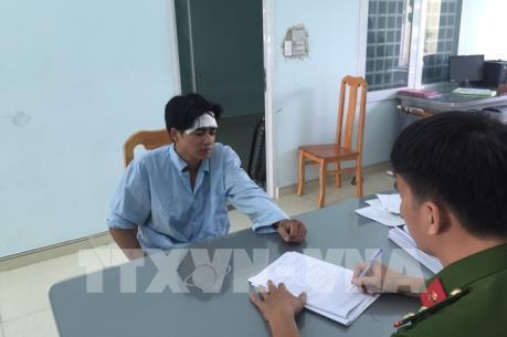 Tp Hồ Chí Minh: Tạm giữ đối tượng gây tai nạn khiến Cảnh sát giao thông chấn thương nặng