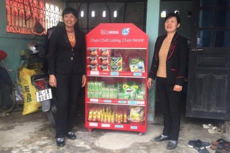 Nestlé Việt Nam giúp phụ nữ nông thôn nâng cao kiến thức về dinh dưỡng