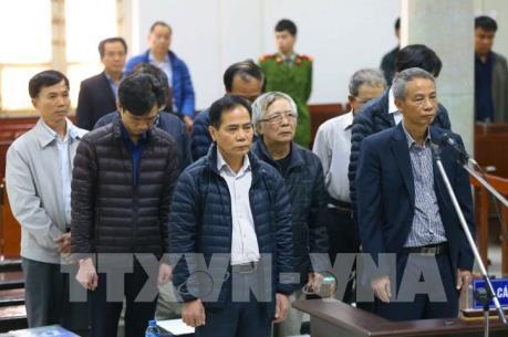 Hà Nội tuyên án 9 bị cáo trong phiên tòa xét xử vụ vỡ đường ống nước sông Đà