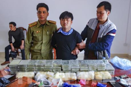 Điện Biên phá chuyên án ma túy, bắt 3 đối tượng, thu giữ lượng lớn ma túy