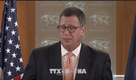 Thứ trưởng Ngoại giao Mỹ bị cách chức