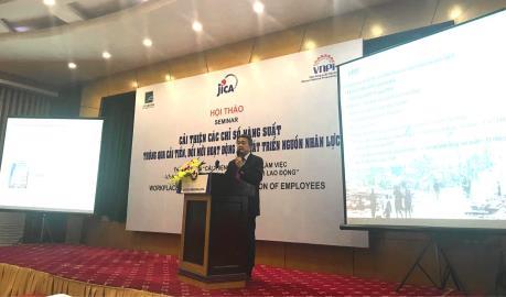 Nhật Bản hỗ trợ các doanh nghiệp Việt Nam cải thiện môi trường làm việc